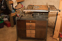 """Rockwell Beaver 8"""" Table Saw and 4"""" Jointer"""