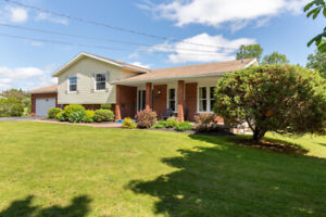 Central, Private Family Home On Over 1.1 Acres!