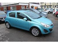 A Fantastic One Owner Vauxhall Corsa 1.2I VVT EXCITE In Superb Condition With A