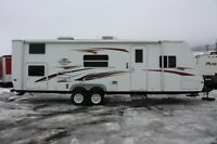 2007 SURVEYOR 291 BUNKHOUSE / SLIDE OUT / FRONT QUEEN BED