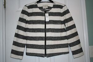 New Loft Jacket Size 4