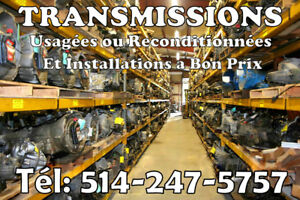 Transmission Volvo S40 2004 à 2010 TOP COND 514-247-5757