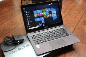 "ASUS Ultrabook UX305C 13.3"" IPS 3200 x 1800 / 8GB / 256GB SSD"