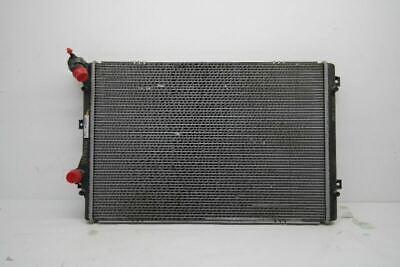 09-17 Volkswagen CC Sport 2.0L Cooling Radiator