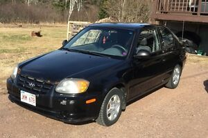 2006 Hyundai Accent - motivated sellers