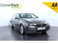 2014 BMW 5 SERIES 520D SE SALOON DIESEL