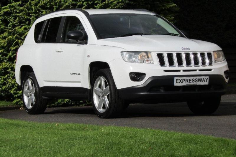 2011 Jeep Compass 2.2 CRD Limited Station Wagon 5dr