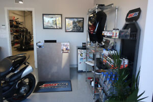 Motorcycle Storage - Reserve your space now!