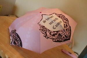Authentic Juicy Couture umbrella