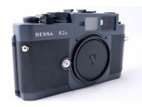 Voigtlander Bessa R2A - Snapshot Skopar 25mm F4