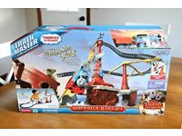 Thomas & Friends TrackMaster Thomas' Shipwreck Rails Set Excellent Condition With Original Box