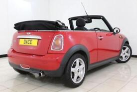 2010 10 MINI CONVERTIBLE 1.6 COOPER 2DR 120 BHP CHILI PACK