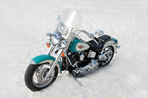 1993 HD HERITAGE SOFTAIL CLASSIC