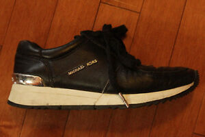 Michael Kors Women's Leather Sneakers Shoes Size 6