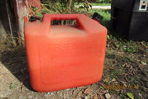 5 gallon and 1 gallon Jerry Gas Can