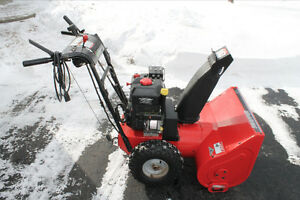Snow Blower (Thrower) NEW PRICE Snapper Simplicity 7.5 HP 24""