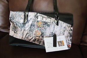 Fabulous New with Tags Cathaya Purse 100% silk