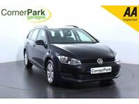 2015 VOLKSWAGEN GOLF SE TDI BLUEMOTION TECHNOLOGY ESTATE DIESEL