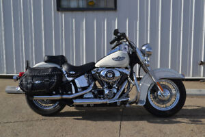 100th Anniversary Heritage Softail