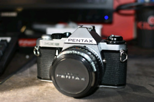 Pentax ME Super 35mm Kit