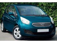 2014 Kia Venga 1.4 2 Manual Hatchback Petrol Manual