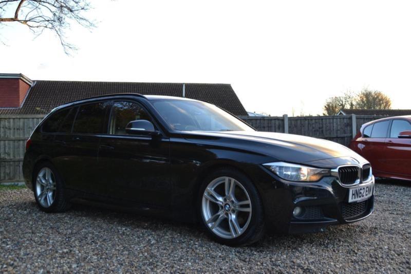 2012 BMW 3 SERIES 320D M SPORT TOURING
