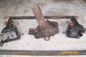 CLASS 3 TOW HITCH ASSEMBLY