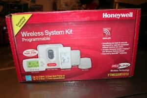 HONEYWELL WIRELESS SYSTEM KIT model YTH6320R1015