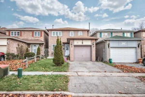 AJAX. DETACHED 2 STOREY 3+1 BDRM HOME SELF CONTAINED BASEMENT.