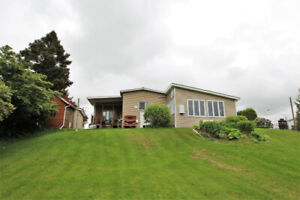 Waterfront Mobile Home Duplex in St-Albert