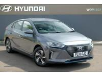 2018 Hyundai Ioniq 1.6 GDi (105ps) Premium Hybrid DCT PETROL/ELECTRIC grey Semi