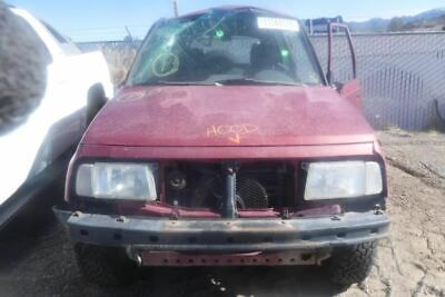 Driver Left Front Window Regulator 4 Door Manual Fits 96-98 TRACKER 15441537