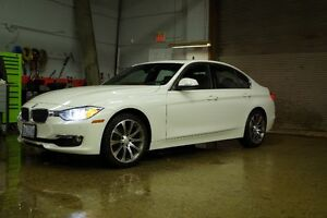 2015 BMW 328xi STILL UNDER WARRANTY