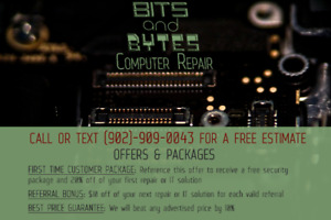Bits and Bytes computer repair and IT solutions
