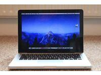 "13"" MacBook Pro, 3.1GHz Core i5, 16GB/8GB memory, 500GB, Adobe CS6, Logic Pro, Final Cut, AutoCAD"