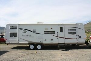 2006 Rockwood 8317 SS-MID-SUMMER BLOWOUT! NOW ONLY $12977!!