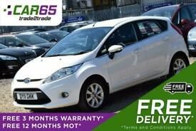 image for 2011 Ford Fiesta 1.6 ZETEC TDCI 5d 94 BHP + FREE DELIVERY + FREE 3 MONTHS WARRAN
