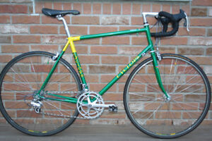 Cyclops Vintage Racing Road Bike, Full Campagnolo, Canadian Made