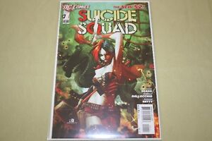 Suicide Squad Comic Book Number One