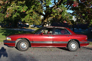 1992 Buick LeSabre leather Sedan