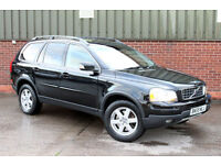 Volvo XC90 2.4 D5 AWD Geartronic Active - 2009 59 Reg - Diesel - £280 A Year Tax