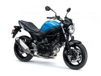 2018 SV650.BRAND NEW .2.3.4.% APR FINANCE OPTIONS AVAILABLE