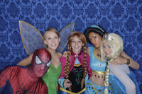 Princess Parties/Appearances Children's Birthday party (B)
