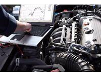Mechanic available, diagnostics