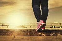 Volunteers needed for a study on women's physical activity