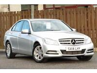 2014 MERCEDES C-CLASS C200 2.1CDI EXECUTIVE SE SALOON DIESEL