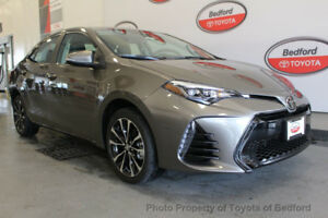 Toyota Corolla se updgrade package lease takeover