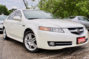 2008 ACURA TL - AUTO - LEATHER - SUNROOF - CERTIFIED! - WARRANTY