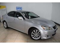 2008 08 LEXUS IS 2.5 250 SE-L 4D 204 BHP