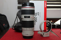 Canon 70-200 f4 no is